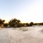 Lukaba Hande Skatepark - WeSkateMongu101