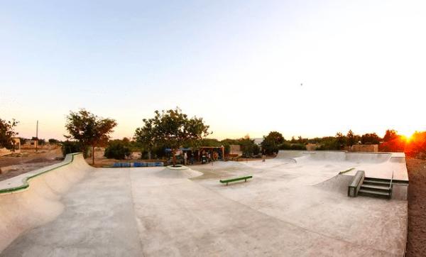 Lukaba Hande Skatepark
